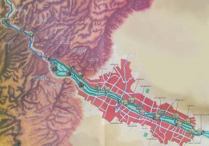 "Harta-Parcul ""Mori de apa-Rudaria"""